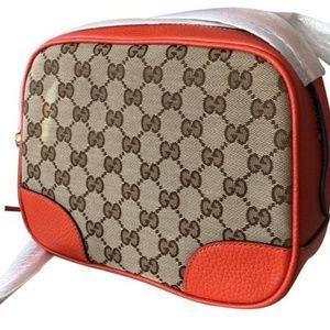 Gucci Bree Crossbody Messenger Bag